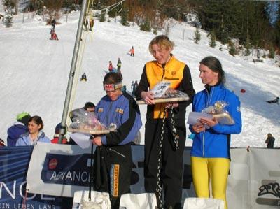 sieger skijoering damen